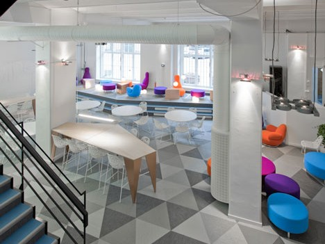 What Will The Office Space Of The Future Look Like